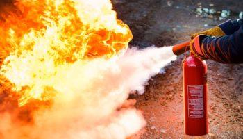 Сроки годности огнетушителей зависят от вида и модификаций