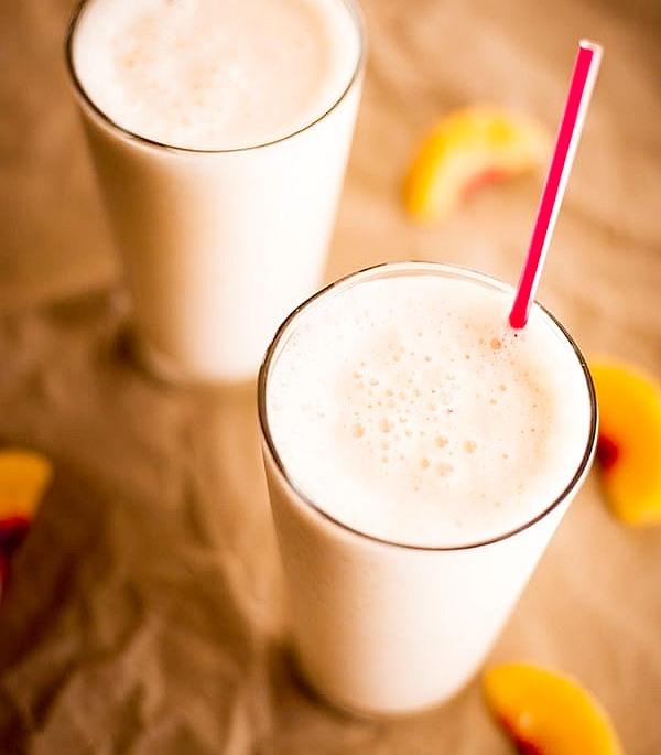 коктейль протеиновый молочный