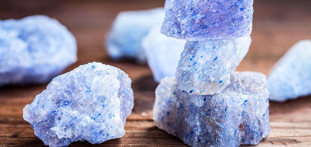 Иранская голубая соль