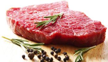 Мясо в морозилке храниться от 6 до 10 месяцев в зависимости от вида