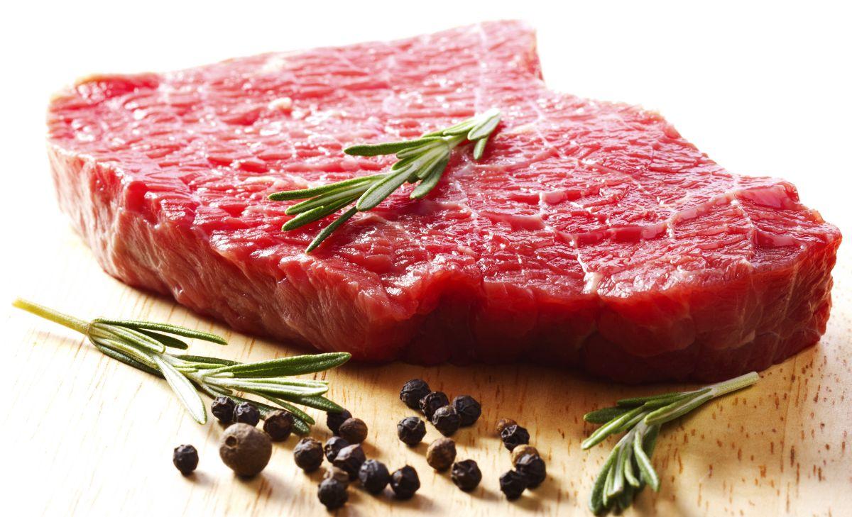 мясо приготовленное для жарки