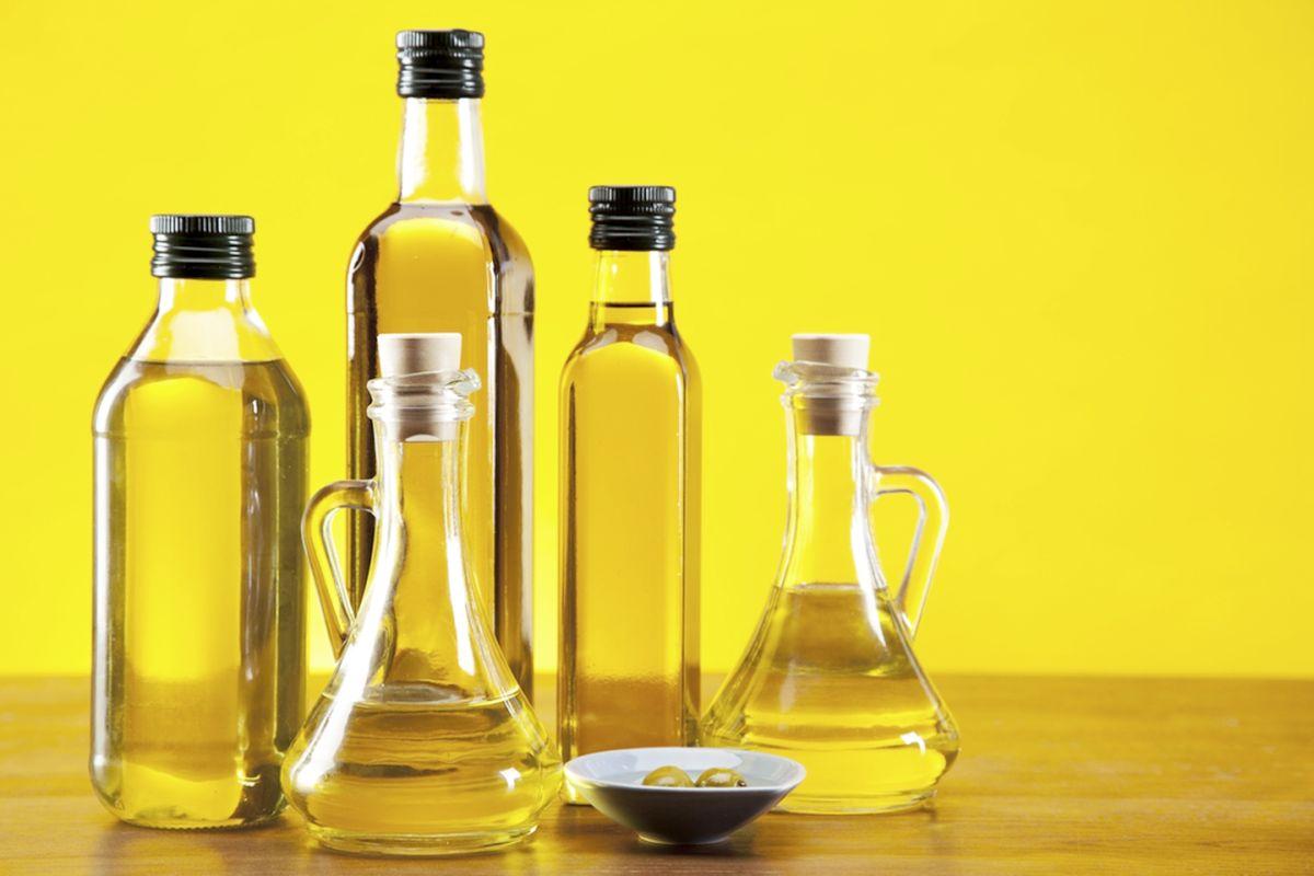 оливковое масло разных видов