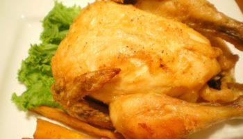 жареная курица пролежит до 5-7 дней